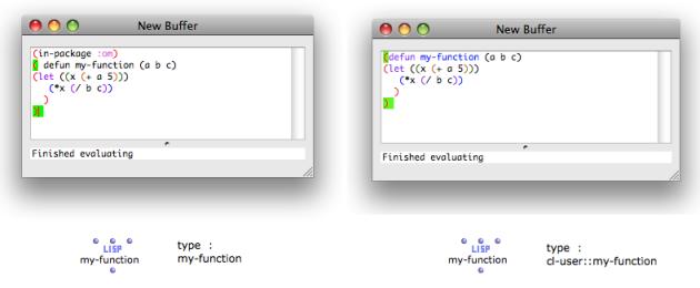 OpenMusic Documentation - Lisp Code in OM
